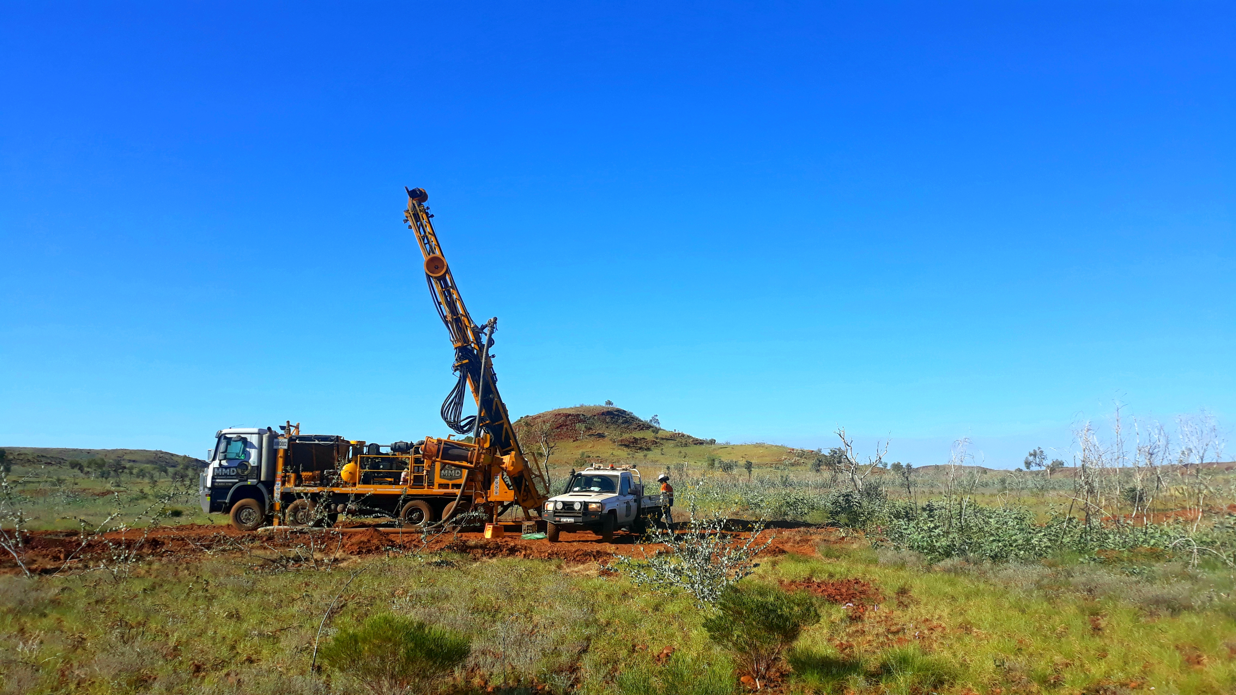 Kairos Minerals anticipates 'vast' amount of drill results in coming weeks