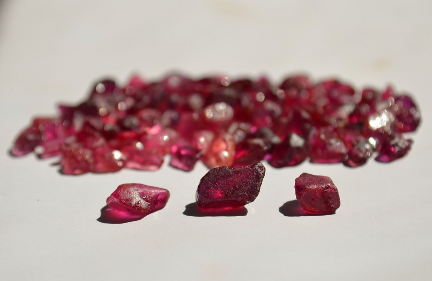 Carats, not stick, for ruby-rich miner Mustang