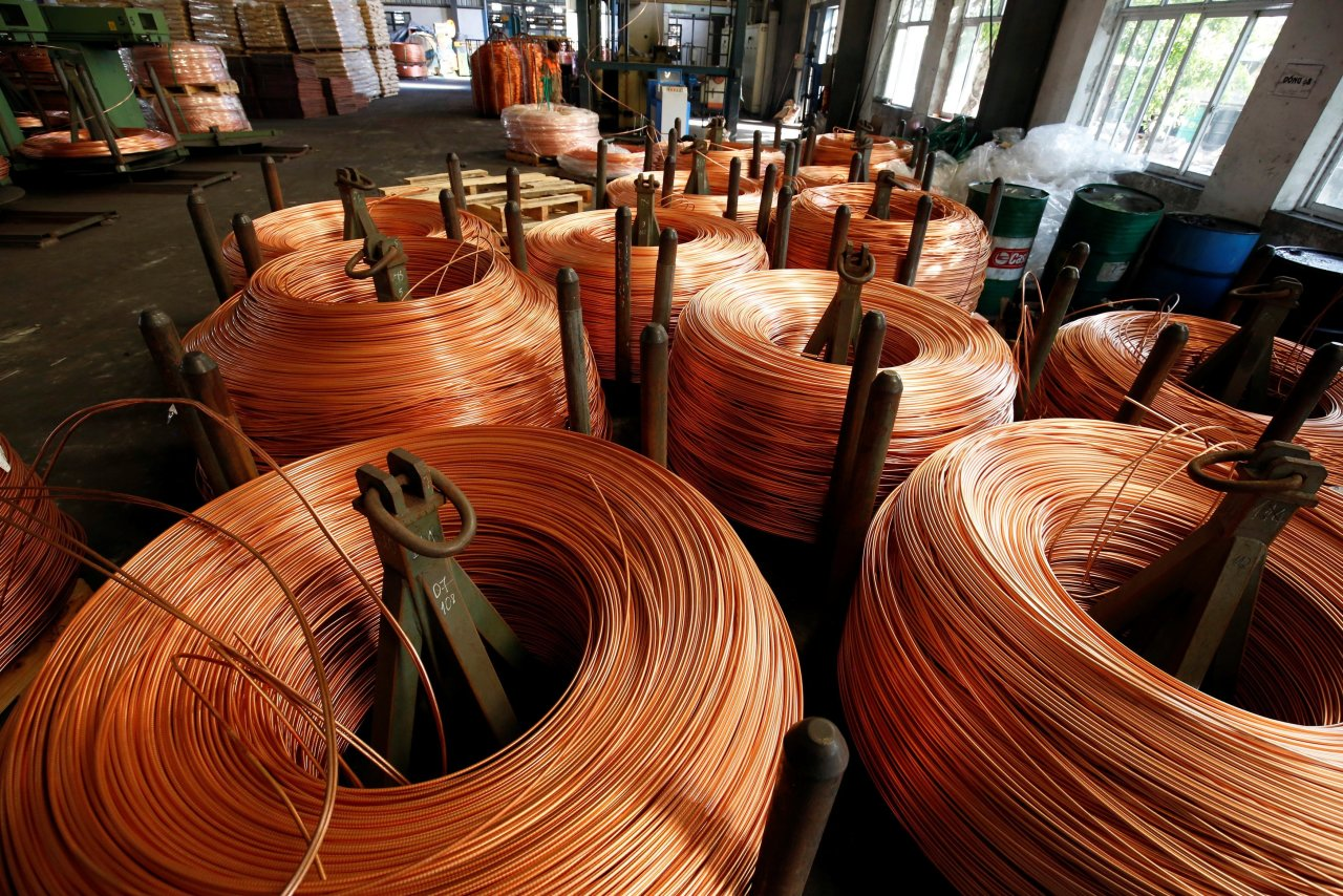 Copper hammered, far from flattened, as it suffers biggest price drop in 2 years