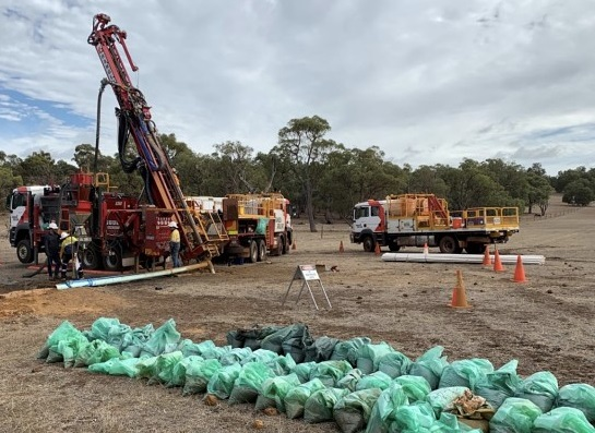 Chalice hunts for metal mother lode in forest near Perth