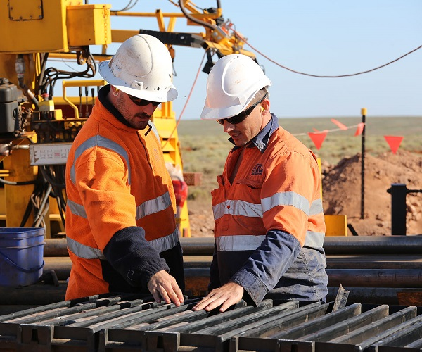 Coda Minerals and Torrens Mining JV hits intense iron oxide-copper gold at Emmie Bluff Deeps