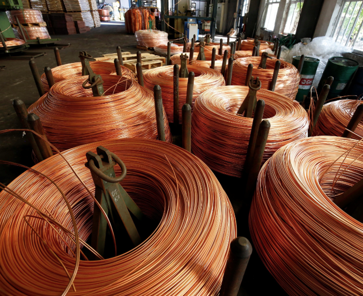 BHP sees rosier times for copper ... after some bumpy months