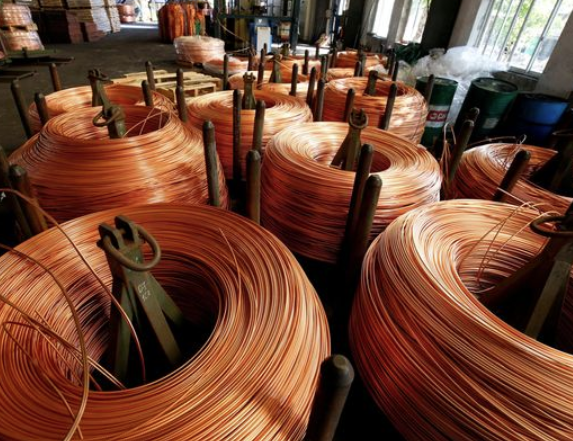Copper treatment charges plunge in key sign that red metal prices are set to rise