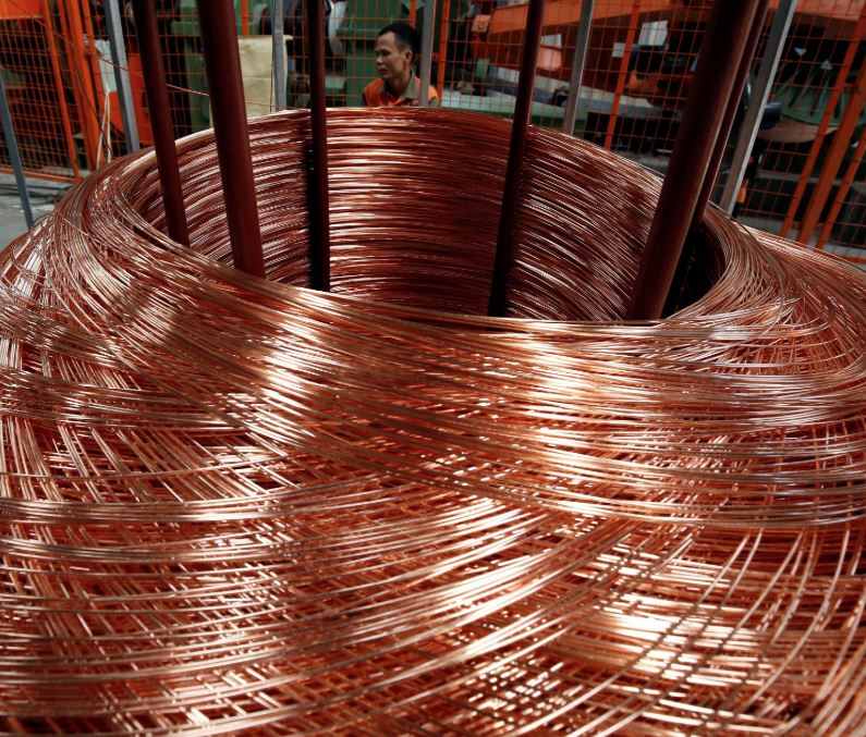 There's a compelling case for copper to suddenly follow zinc's epic trajectory two years ago