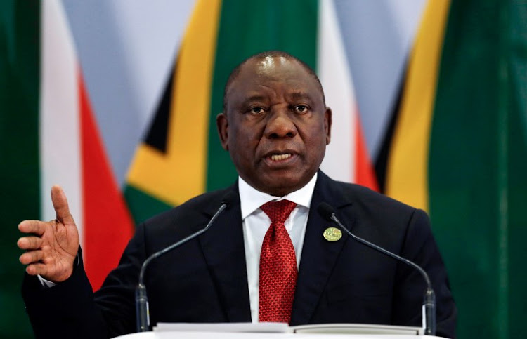 Ramaphosa says South Africa is open for business in mining