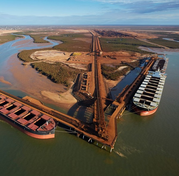 Fortescue Metals Group says China is distorting iron ore markets