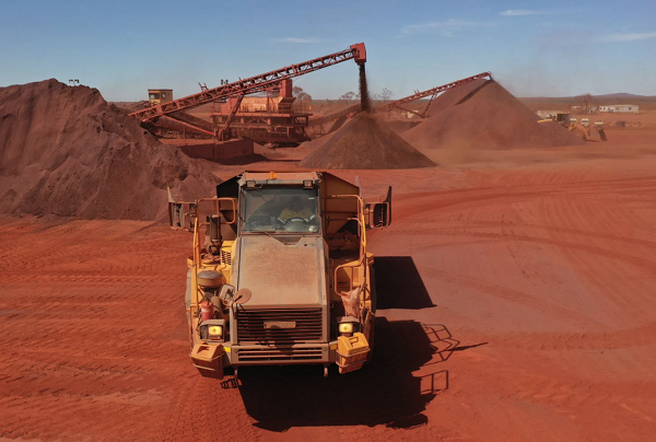 Small iron ore plays to get a boost from big miner's cash shower