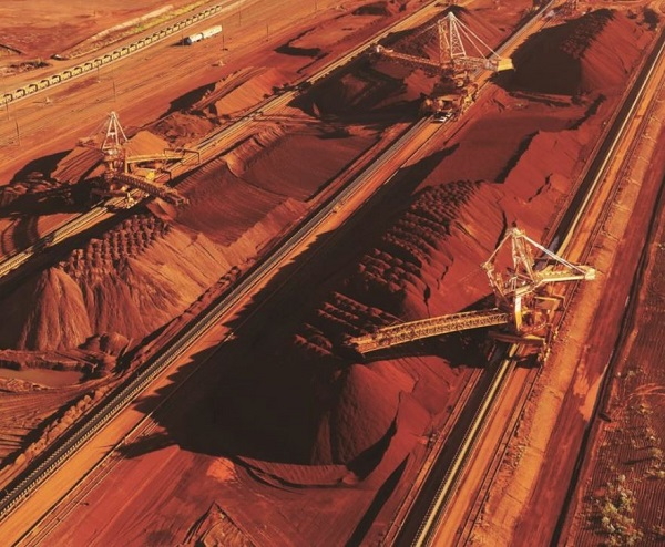 From The Thames to The Territory, resurgent iron ore is talk of the town and the toffs