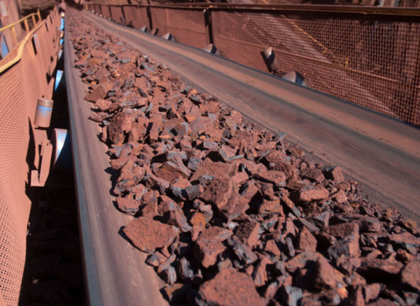 Iron ore to outpace copper in Q3