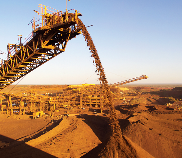 Growing caution around iron ore bubble makes Westpac's bullish call look like kiss of death