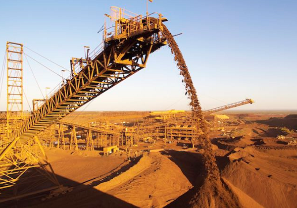 Iron ore miners the new banks as investors switch their hunt for yield