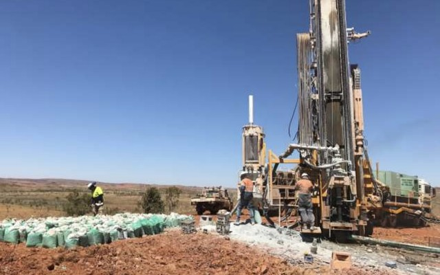 Kairos Minerals sends drill rig to Old Faithful prospect after survey reveals targets
