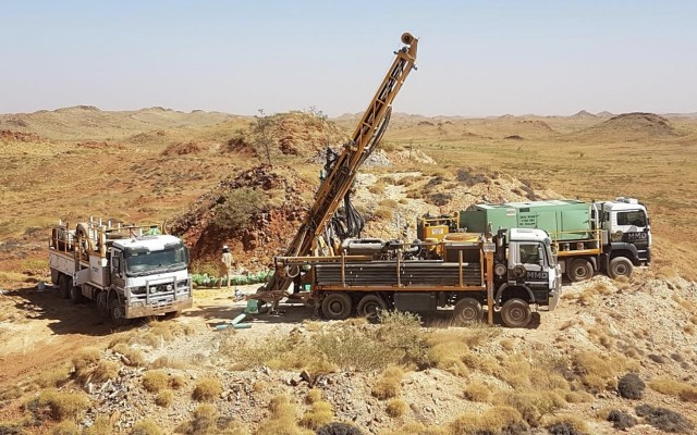 Kairos Minerals generates 'encouraging' drill results from Caliburn gold prospect at Roe Hills project