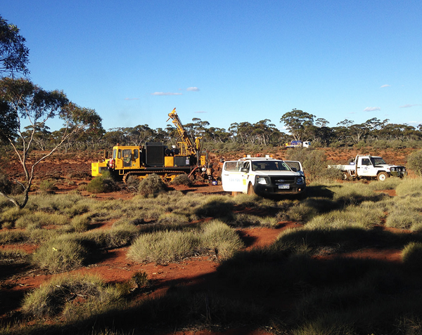 Lefroy's 'unique' gold-copper find opens door to lucrative new world of exploration in WA