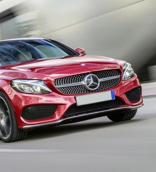 Nickel goes for a ride in a Mercedes … or on stainless steel … or both