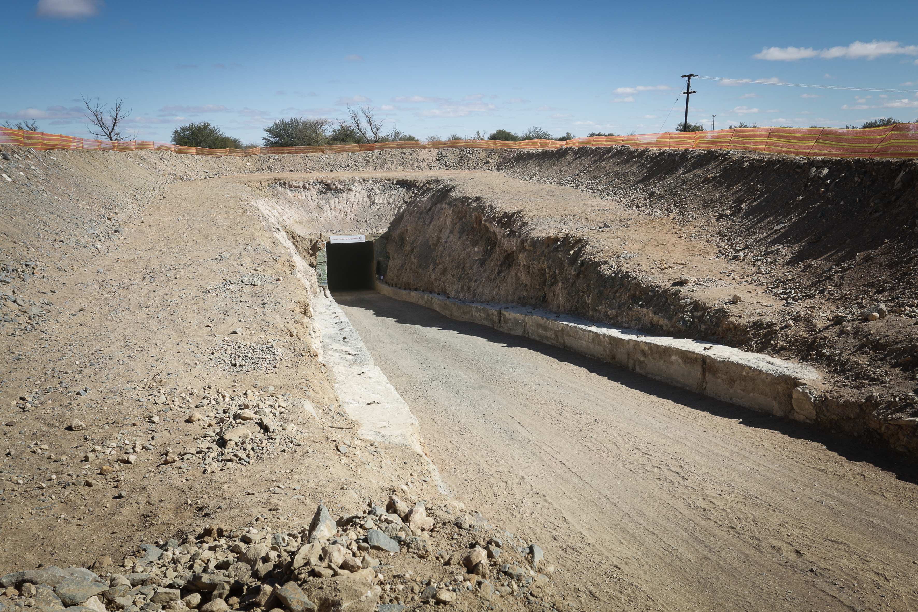 Orion shareholders begin to see light as brownfields South African base metals project takes shape