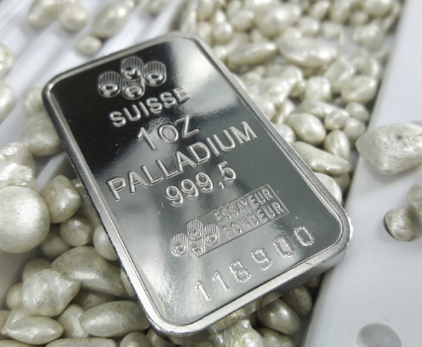 Palladium and iron ore find favour on back of cars and Covid