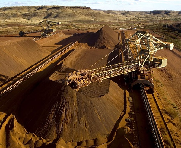 Stealth demand for iron ore drives boom