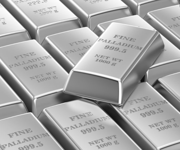 Palladium prices will hit all-time highs in 2021. Chalice is one to watch