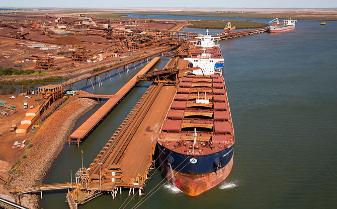 Low-grade iron ore tipped for revival as steel prices soften