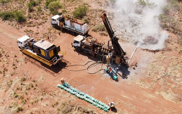 Cummins Range returns nearly 50pc more resources for RareX after drilling blitz