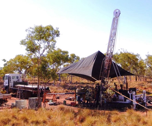 Todd River hits copper-zinc at Mount Hardy