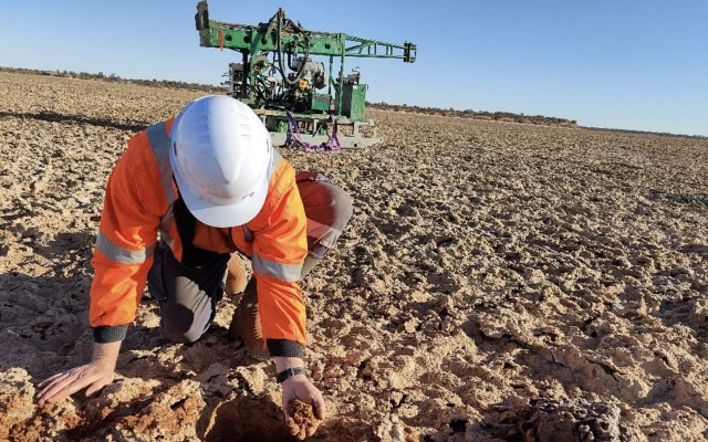 Trigg Mining unveils 'significant' exploration target for Lake Throssell SOP project