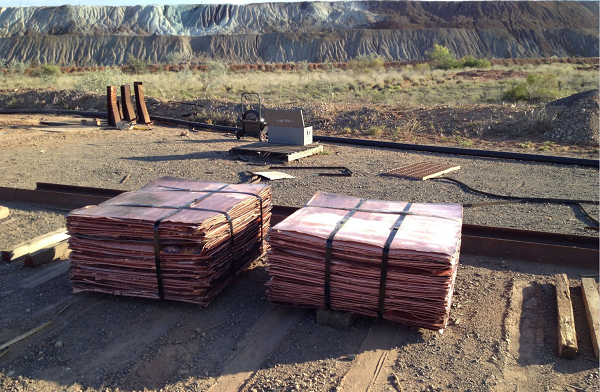 Venturex on rise again with high-grade copper hits