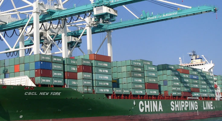 Europe looks to cut dependence on Chinese commodities