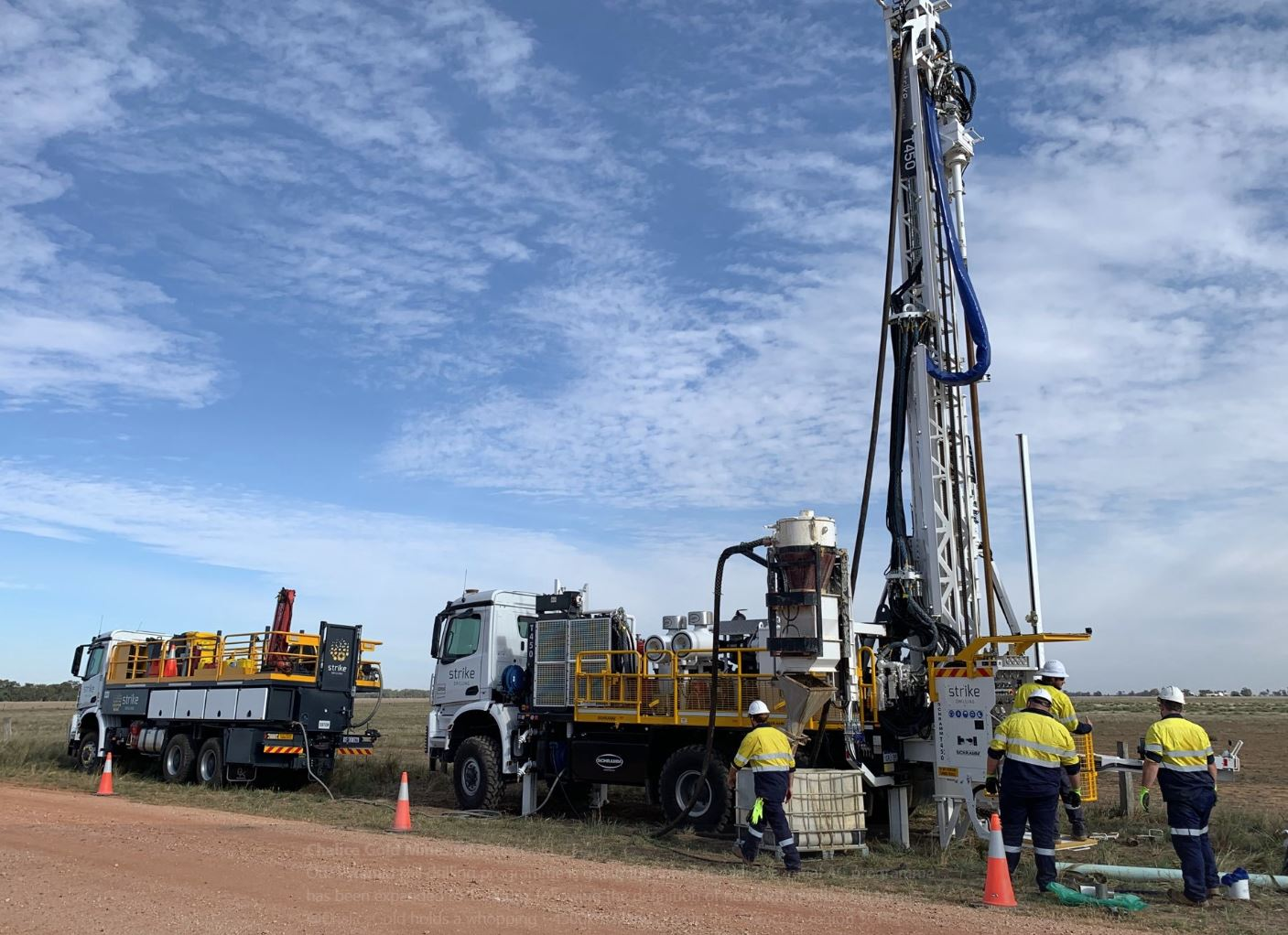 """Chalice's reconnaissance drilling """"smoke"""" a good sign, says Canada's Red Cloud Klondike Strike"""