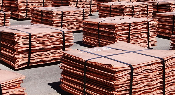 New World Resources is biting into the growing copper market