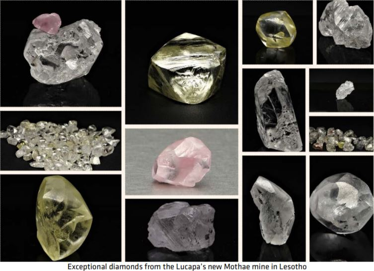 Top diamond analyst tips big gains for Lucapa shares