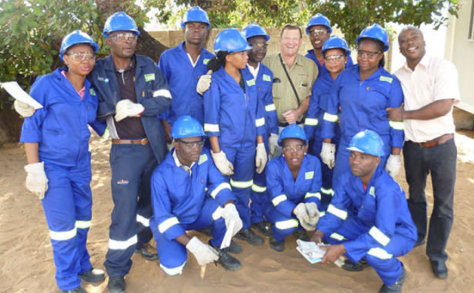 RBR starts training prospective workers for Mozambique LNG projects