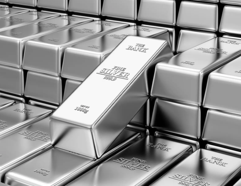 Silver price hits multi-year highs as it works to get out of gold's shadow